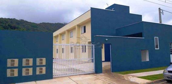 Apartamento Com 2 Dorms, Massaguaçu, Caraguatatuba - R$ 210 Mil, Cod: 1245 - V1245