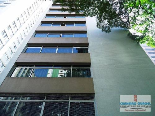 Apartamento Com 3 Dormitórios Para Alugar, 380 M² Por R$ 3.000,00/mês - Paraíso - São Paulo/sp - Ap0019