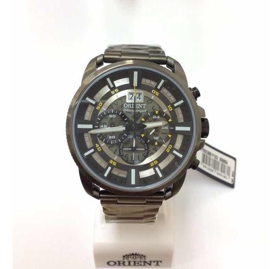 Relógio Orient Cronógrafo Myssc008