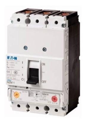 Nzmb1-a80 Interruptor Termomagnetico Trifásico 80 Amperes