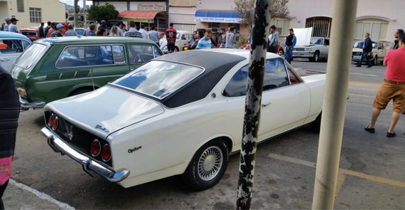 Chevrolet Opala Comodoro 6 Cc