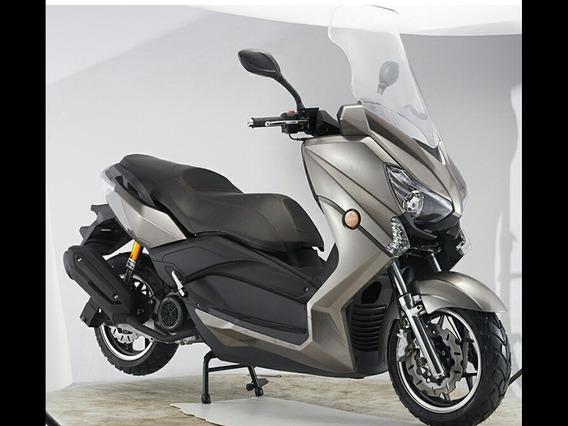 Motocicleta Nuevas Con Motor De 125-150cc Tipo Scooter