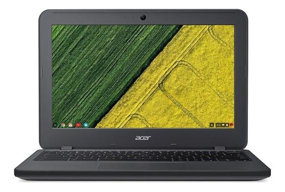 Chromebook Acer N7 Intel Celeron N3060, 4gb, 32gb, C731-c9da