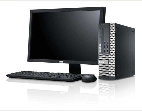 Desktop Dell Optiplex 790 I7 Hd 500gb 8gb Ddr3 Mon19 Wi-fi
