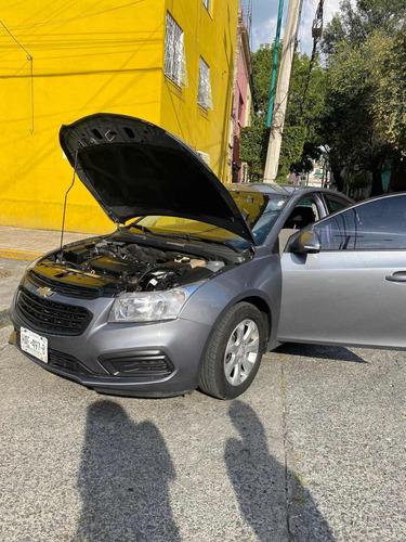 Imagen 1 de 10 de Chevrolet Cruze 2015 1.8 Ls L4 Man At