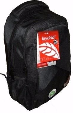 Mochila Kworld Para Notebook / Mac De 17