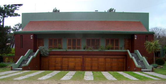 Casa Espectacular En Santa Teresita - Hasta 18 Per. -