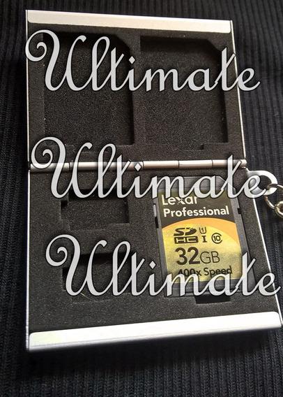 Cartão Lexar Professional 32gb Sdhc Uhs-i 10 400x Original