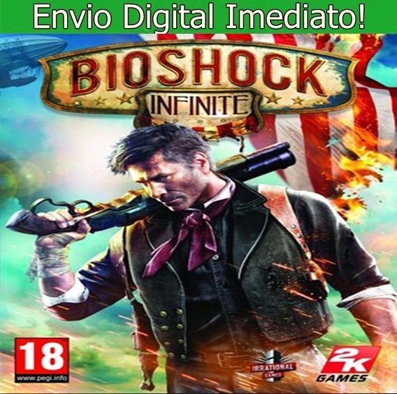 Bioshock Infinite Pc Hd Original
