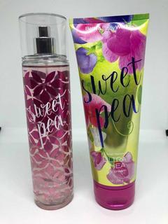 Sweet Pea Bath & Body Fragancia