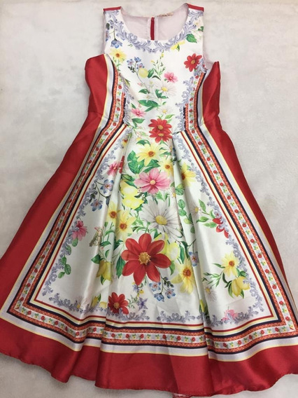 Vestido Estampado Floral Petit Cherie 10.13.31284