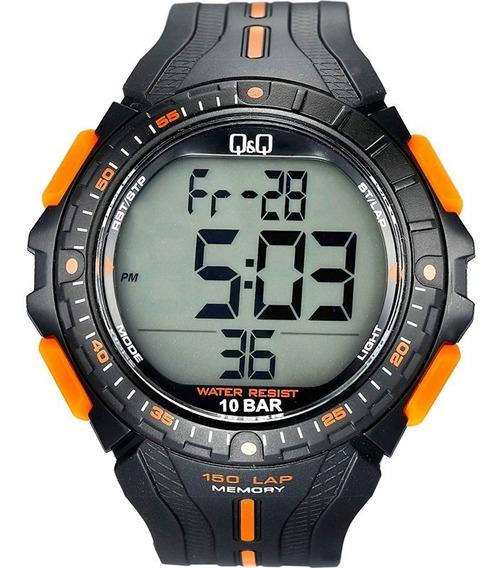 Relógio Q&q Masculino Original Garantia Nota M102j002y