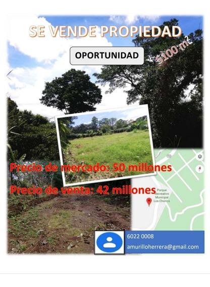 Oportunidad Venta De Propiedad 5100m