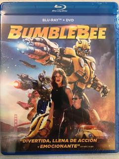 Blu-ray + Dvd Bumblebee (2018)
