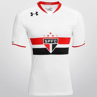 Camisa São Paulo - Lugano Nº 5 - Under Armour - Jogador