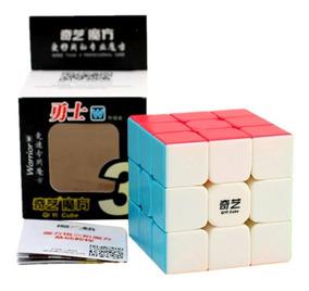 Cubo Mágico Profissional Qiyi Cube Mofang Ge 3x3x3 56,5 Mm