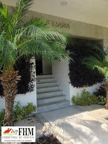 Imagem 1 de 15 de Cobertura Para Venda Em Rio De Janeiro, Recreio Dos Bandeirantes, 3 Dormitórios, 3 Suítes, 2 Vagas - Fhm5031_2-1177596