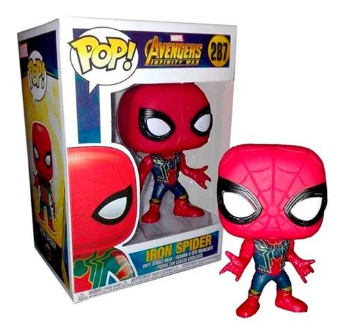 Funko Pop Spiderman Home Comics Colores En Fuga Kids