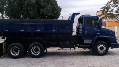 Mercedes Benz 1620 2012 Truck Turbo Com Caçamba
