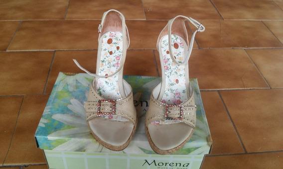 Vendo Zapatos Con Plataforma!!