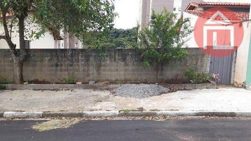 Terreno À Venda, 360 M² Por R$ 180.000,00 - Jardim Do Lago - Bragança Paulista/sp - Te1306