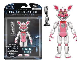 Funko Five Nights At Freddy Funtime Foxy Articulado Figure