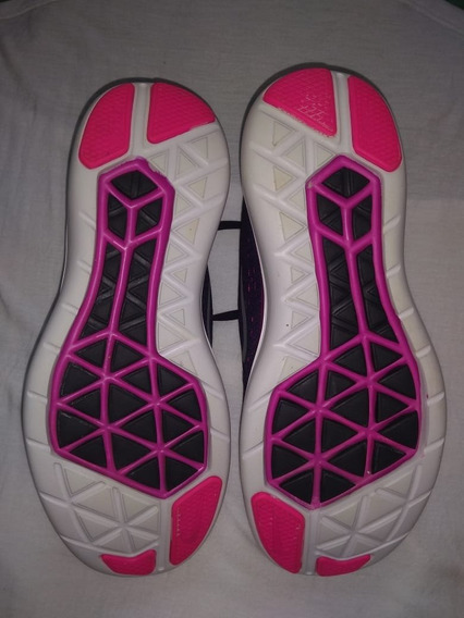 Zapatillas Nike Mujer Deportiva Fitsole Flex Run Talle 36