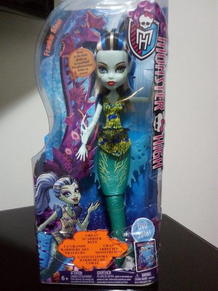 Monster High Bonecas Básicas Frankie Stein - Mattel