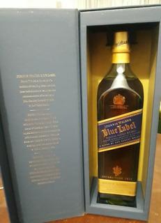 Whisky Johnnie Walker Blue Label Con Estuche