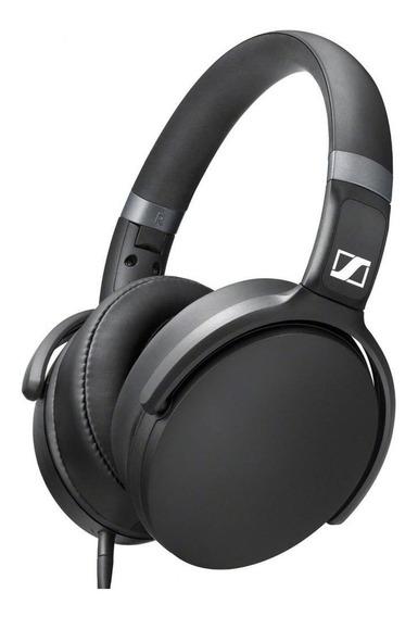 Fone De Ouvido Headset Dobrável Over-ear Sennheiser Hd 4.20s