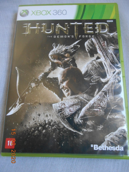 Hunted: The Demon´s Forge ( Game Original Xbox 360 )