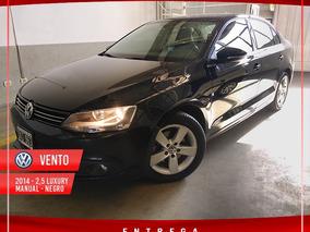 Volkswagen Vento 2.5 Luxury 170cv Modelo 2014