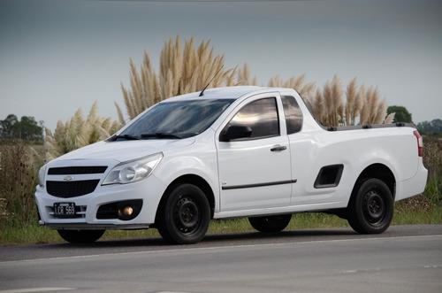 Chevrolet Montana 1.8 Ls Aa+dir 2012 Permuto Menor Valor