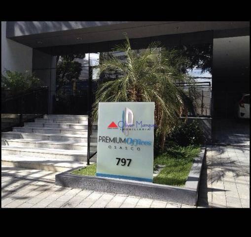 Sala Para Alugar, 36 M² Por R$ 1.000,00/mês - Centro - Osasco/sp - Sa0270