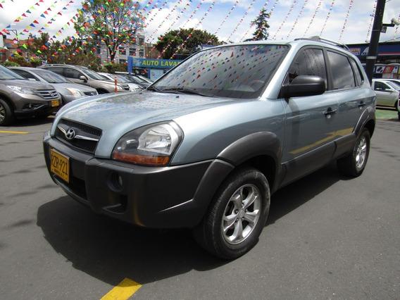Hyundai Tucson Gl Mt 2000cc 4x4