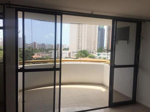 Imagem 1 de 13 de Apartamento Para Venda - 007587
