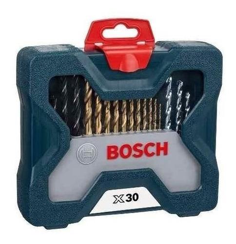 Juego Puntas Y Mechas 30 Piezas Bosch - Ynter Industrial.