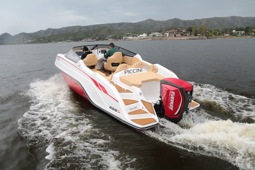 Piccini Boats 229 S 150hp  0hs!!!!!!  18 Cuotas!!!