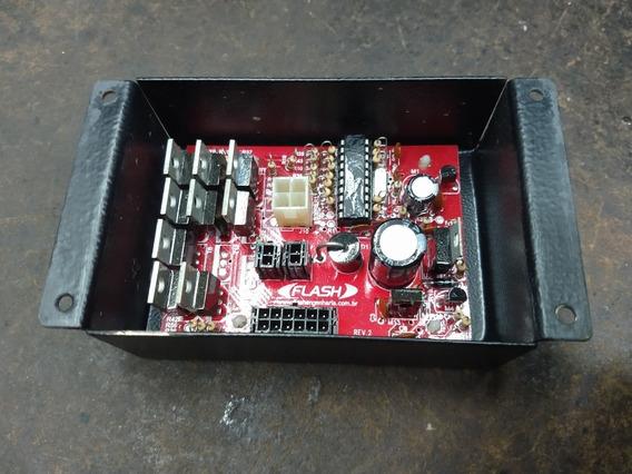 Módulo Controle Giroflex Flash Engenharia Modelo Árias Semin
