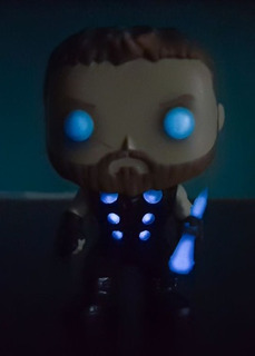 Funko Pop Thor Glow In The Dark Mint Exclusivo Chase