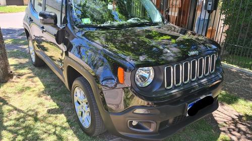 Jeep Renegade 2.4 Longitude At 2018 4x4