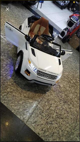 Range Rover Evoque - Arco-íris Presentes