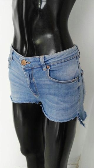 Shorts Bershka Talla 30/32 Strech Colores Claros