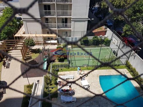 Apartamento Na Vila Alzira - Gl39972
