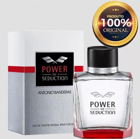 Perfume Power Of Seduction Antonio Banderas 100ml Edt