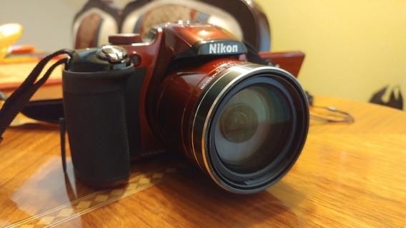 Cámara Fotográfica Nikon Modelo P610