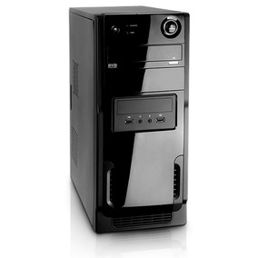 Computador Core 2 Duo 4gb Ssd 120 Win7 + Vídeo 512mb Wi-fi