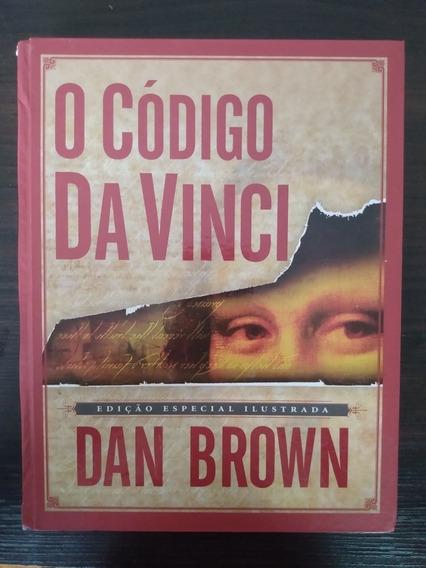 O Código Da Vinci - Edição Especial Ilustrada