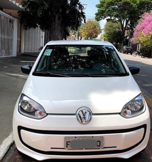 Volkswagen Up! 1.0 Take 5p Branco