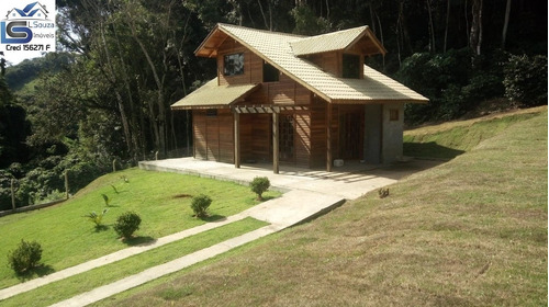 Maravilhosa Chácara Nova Localizada Em Socorro, Interior De São Paulo; - 1135 - 69179155